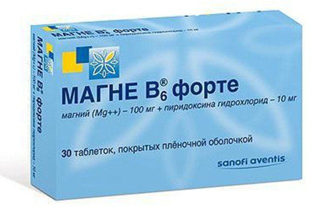 Упаковка Магне Б6