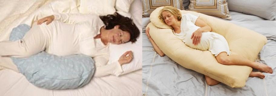 Беременные на подушках