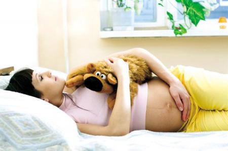 Роды в домашних условиях Фото 5
