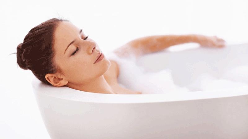 Можно ли принимать ванну при беременности?
