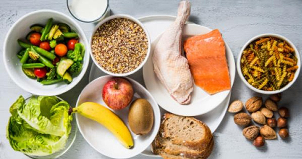Полезные продукты для кормящей мамы